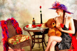 Tipsy Teddy meets Brittani Luv