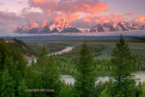Teton National Park   Snake River Overlook