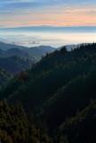 Distant Gaze - China Mountain, Oregon