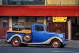 Restored Truck - Sebastapol, California