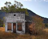 Old Building - Goose Lake, California