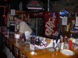 Serving cold beers