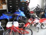 Garage toys