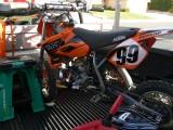 Riley's bike