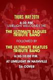 Eagles vs Beatles at Limelight Nashville