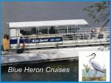 Blue Heron Cruises on the Cumberland