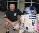 Skip Curley & R2D2