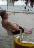 Na Praia da Ilha da Itamaracá P1020292.JPG