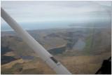 Looking over Llyn Cwellyn and Mynydd Mawr