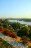Sava River at Fall