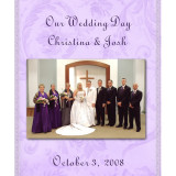 Josh and Christian Wedding Album