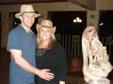 Tom and Jennifer's honeymoon in San Juan del Sur