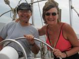 Sailing away!!