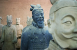 Terracotta Warrior Captain