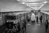 U-bahn station, Berlin