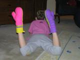 Potholder Feet