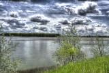 Missouri River at Fort Mandan NorthDakota