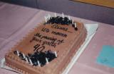 Eliana 40th Cake