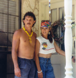 Brad and Robin