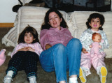 Jessica, Julia and Ann