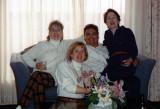 Randy, Ann, Eliana and Paula