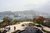 Glover Gardens overlooking Nagasaki Harbor
