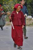 Faithful Kyichu Lhakhang Temple