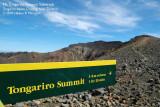 Mt Tongariro summit sidetrack