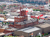 Cains Brewery from Cathedral tower