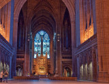 Liverpool Cathedral West to East 16 Jan 2010