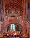 Liverpool Cathedral Chamber Choir 27 March 2010