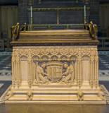 Canotaph in War Memorial Chapel.