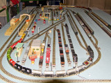 Hornby OO layout.