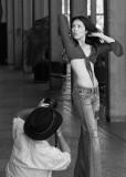 Model at Balboa Park #4