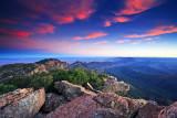 St Mary Peak Sunrise