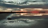 Salt Pan Sunrise