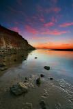 Onkaparinga River Mouth Sunset