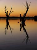 Loch Luna Sunset.