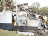 THE POWERTECH MOUNTED ON THE GENERATOR DRWER SLIDE