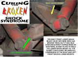 CURING THE BROKEN SHOCK SYNDROME