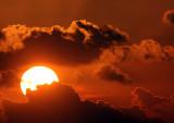 Cancun- three sunrises and a sunset