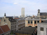 View from Place Poelaert