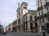 Brussel's Main Synagogue