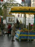 Paris -  Richard Lenoir Market