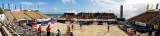 The International Beach Volleyball World tour in Australia