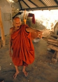 Okanda Monk Sri Lanka
