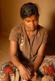 Vedda Women in Dambana Sri Lanka