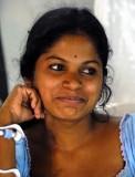 Kataragama Woman Sri Lanka