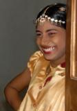Young Dancer Kataragama Sri Lanka