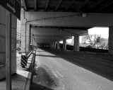under the gardiner expressway